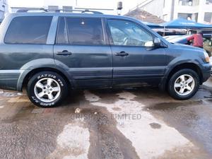 Honda Pilot 2005 Blue | Cars for sale in Lagos State, Surulere