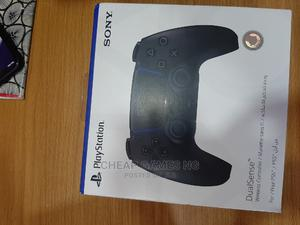 PS5 Dualsense Wireless Controller - Midnight Black   Video Game Consoles for sale in Lagos State, Agege