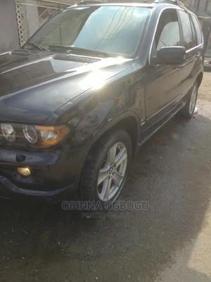 BMW X5 2005 4.4i Black | Cars for sale in Lagos State, Yaba