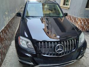 Mercedes-Benz GLK-Class 2013 Black | Cars for sale in Lagos State, Amuwo-Odofin