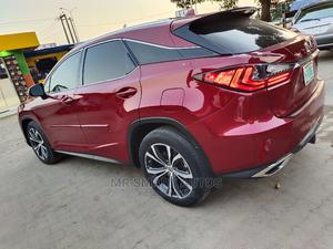 Lexus RX 2017 350 FWD Red   Cars for sale in Lagos State, Amuwo-Odofin