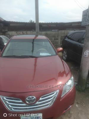 Toyota Camry 2009 Red | Cars for sale in Rivers State, Obio-Akpor