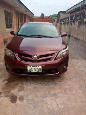Toyota Corolla 2009 Red   Cars for sale in Ondo State, Akure