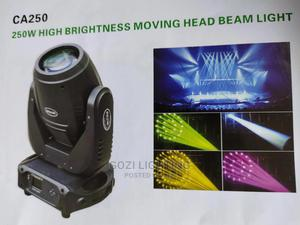 Beam 250w Moving Head Beam Light   Stage Lighting & Effects for sale in Lagos State, Ojo