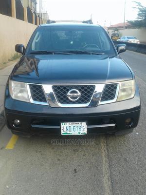 Nissan Pathfinder 2006 LE 4x4 Black   Cars for sale in Lagos State, Ifako-Ijaiye