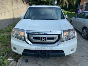 Honda Pilot 2009 White | Cars for sale in Lagos State, Ajah