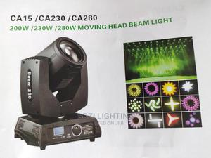 Beam 230w Moving Head Light   Stage Lighting & Effects for sale in Lagos State, Ojo