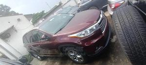 Toyota Highlander 2014 Red   Cars for sale in Lagos State, Ikeja