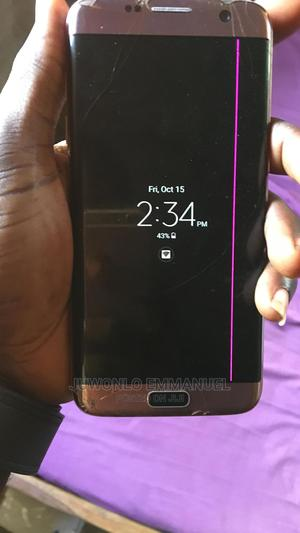Samsung Galaxy S7 edge 32 GB Gold | Mobile Phones for sale in Kwara State, Ilorin South