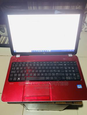 Laptop HP Pavilion 15 4GB Intel Core I3 HDD 500GB | Laptops & Computers for sale in Oyo State, Ibadan