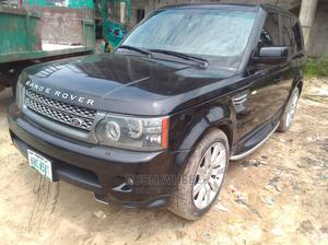 Land Rover Range Rover Sport 2008 Black | Cars for sale in Rivers State, Port-Harcourt