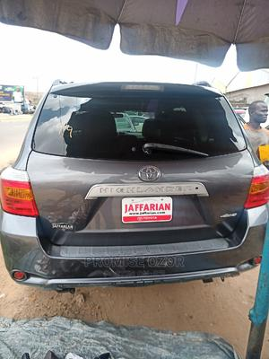 Toyota Highlander 2010 Limited Gray | Cars for sale in Lagos State, Isolo