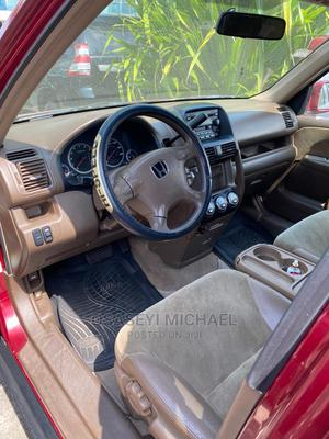 Honda CR-V 2003 Red | Cars for sale in Lagos State, Ibeju