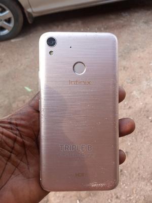 Infinix Hot 5 16 GB Gold | Mobile Phones for sale in Ogun State, Abeokuta North