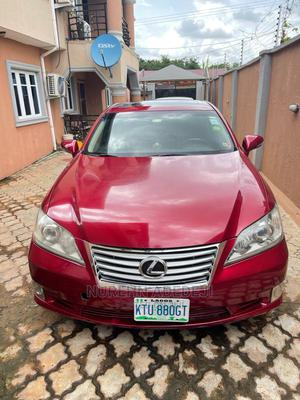 Lexus ES 2011 350 Red | Cars for sale in Osun State, Ife
