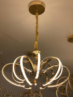 Luxury LED Ring Chandelier (Payment on Delivery) | Home Accessories for sale in Lagos State, Ojo