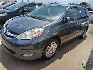 Toyota Sienna 2008 XLE Limited Blue | Cars for sale in Lagos State, Amuwo-Odofin