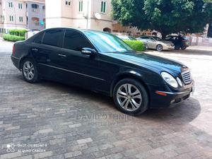 Mercedes-Benz E320 2005 Black | Cars for sale in Abuja (FCT) State, Gwarinpa