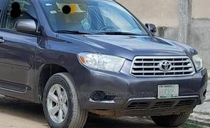 Toyota Highlander 2008 Limited Blue | Cars for sale in Lagos State, Oshodi