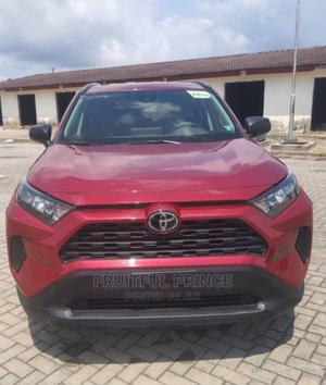 Toyota RAV4 2020 LE AWD Red | Cars for sale in Lagos State, Ajah