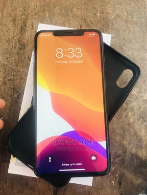 Apple iPhone XS Max 64 GB Black | Mobile Phones for sale in Abia State, Umuahia