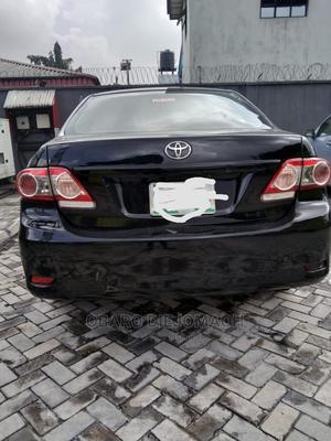 Toyota Corolla 2012 Black | Cars for sale in Rivers State, Obio-Akpor