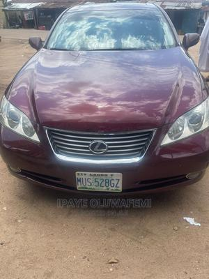 Lexus ES 2008 350 Red | Cars for sale in Oyo State, Oluyole