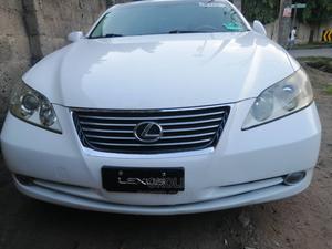 Lexus ES 2008 350 White | Cars for sale in Lagos State, Ojodu