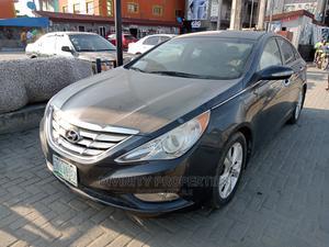 Hyundai Sonata 2013 Black   Cars for sale in Lagos State, Ajah