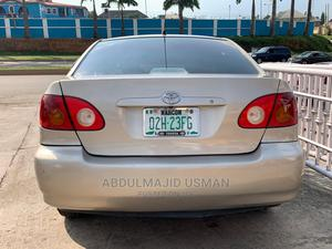 Toyota Corolla 2005 Gold   Cars for sale in Abuja (FCT) State, Central Business District