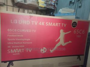 LG 65inch LED Smart Television | TV & DVD Equipment for sale in Lagos State, Ajah
