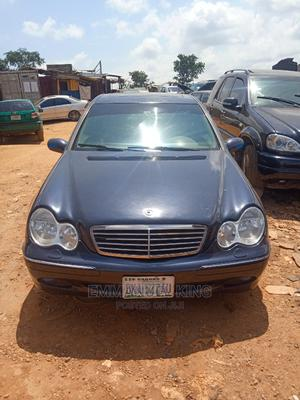 Mercedes-Benz C240 2004 Blue | Cars for sale in Abuja (FCT) State, Lugbe District