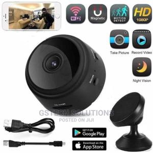 A9 Spy Camera Wireless Wifi With Battery Backup   Security & Surveillance for sale in Lagos State, Lekki