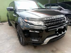 Land Rover Range Rover Evoque 2014 Black | Cars for sale in Lagos State, Ogba