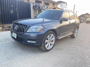 Mercedes-Benz GLK-Class 2010 350 4MATIC Gray | Cars for sale in Lagos State, Isolo