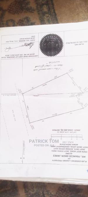 #For_sale a Flat Dry Land Measuring 1954sqm | Land & Plots For Sale for sale in Akwa Ibom State, Uyo