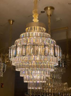 LUXURY CRYSTAL CHANDELIERS(Payment on Delivery) | Home Accessories for sale in Lagos State, Alimosho