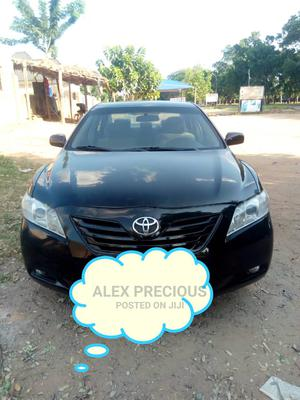 Toyota Camry 2008 2.4 LE Black | Cars for sale in Abuja (FCT) State, Gwagwalada