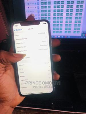 Apple iPhone X 64 GB White   Mobile Phones for sale in Lagos State, Lekki