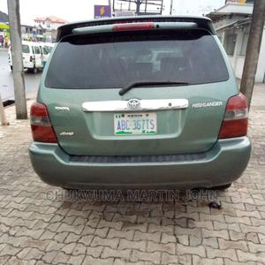 Toyota Highlander 2004 Green | Cars for sale in Rivers State, Port-Harcourt