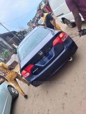 Honda Civic 2008 Blue | Cars for sale in Lagos State, Ojo
