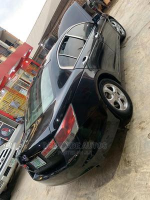 Honda Accord 2009 2.4 Black | Cars for sale in Lagos State, Ojodu