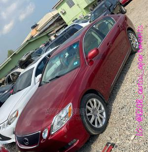 Lexus GS 2006 300 AWD Red | Cars for sale in Lagos State, Ikeja