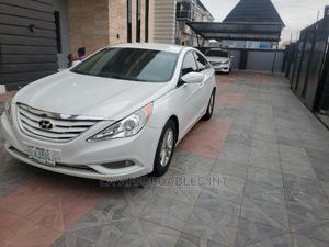 Hyundai Sonata 2013 White | Cars for sale in Edo State, Benin City