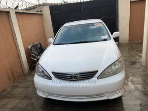 Toyota Camry 2005 White   Cars for sale in Lagos State, Oshodi