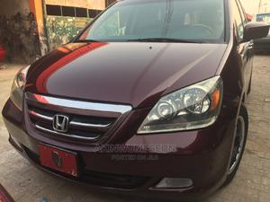 Honda Odyssey 2007 Touring Beige   Cars for sale in Ondo State, Akure