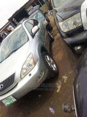 Lexus RX 2008 Silver   Cars for sale in Lagos State, Agboyi/Ketu