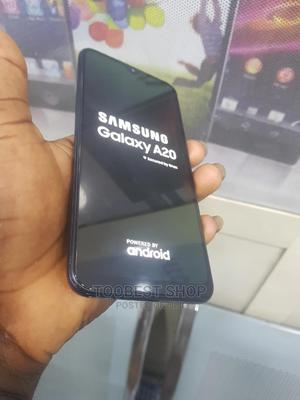 Samsung Galaxy A20 32 GB Blue | Mobile Phones for sale in Lagos State, Ikeja