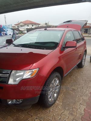 Ford Edge 2010 Red | Cars for sale in Rivers State, Port-Harcourt