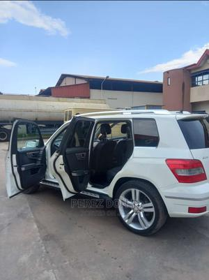 Mercedes-Benz GLK-Class 2010 350 White   Cars for sale in Lagos State, Ikeja